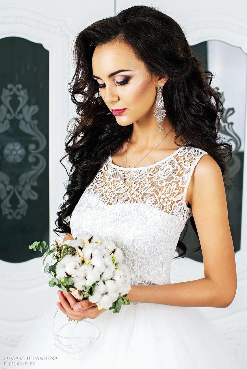 воронеж свадебные прически и макияж